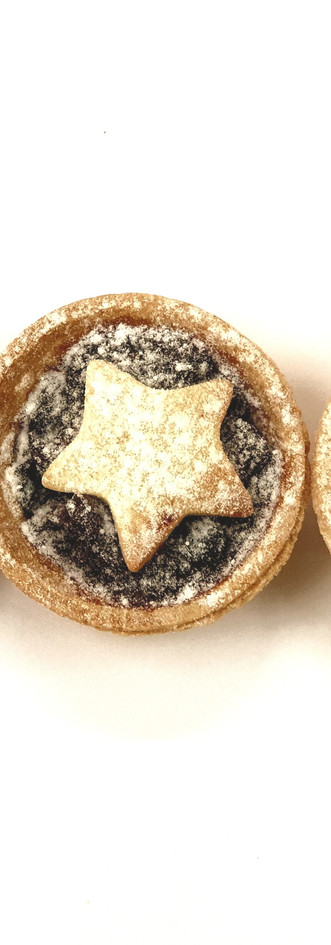Christmas Baby Mince Pies