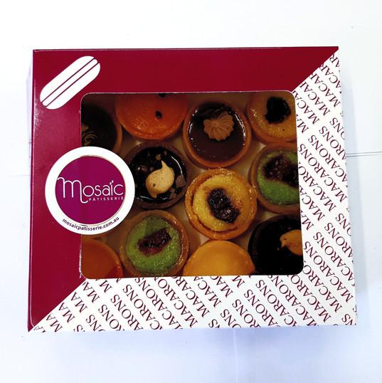 Mini tart special box