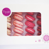 Mother's Day macarons box