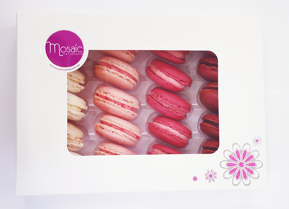 Mother's Day Macarons gift pack - 20pc