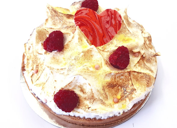 Special edition - Lemon Meringue tart for Mother's Day - 20cm