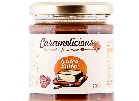 Salted Caramel Spread by Caramelicious