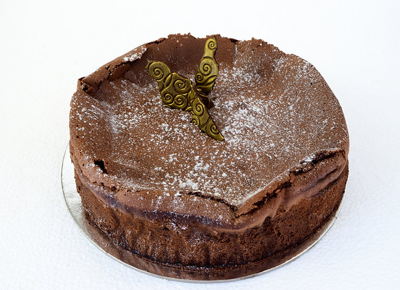 "Flourless Chocolate Torte GF 8"" (L)"