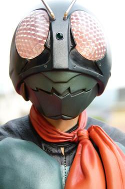 メガソフビ仮面ライダー1号 海洋堂