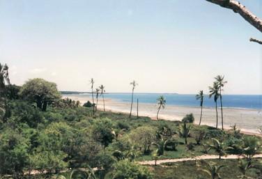 1. Az Indiai-óceán partja. Kenya, közel