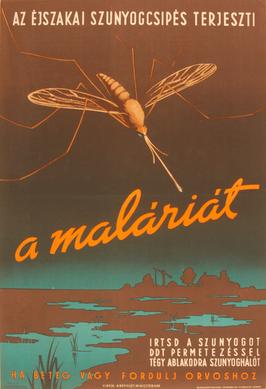 4. Védekezz a szúnyog ellen. Malária kam