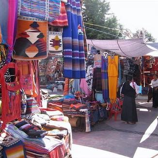 Otavalo Artisans Market