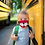 Thumbnail: Back to School Red 5 Masks Set