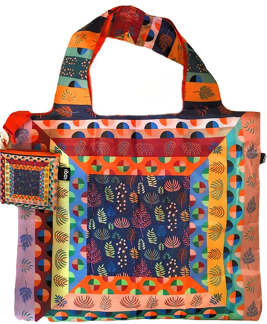 Maze Reusable Tote Bag