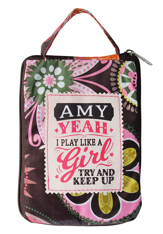 Fab Girl Reusable Tote Bag - Amy