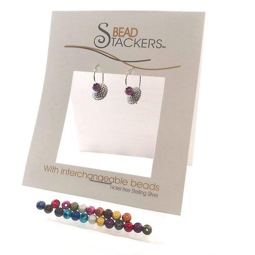 Moon Glow 2  Interchangeable Earrings