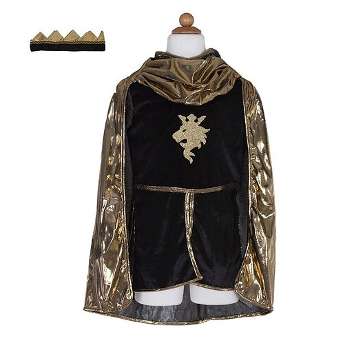Great Pretenders Knight Set with Tunic, Cape & Crown