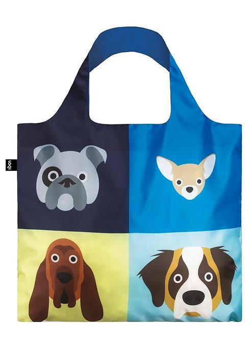 Dogs Reusable Tote Bag
