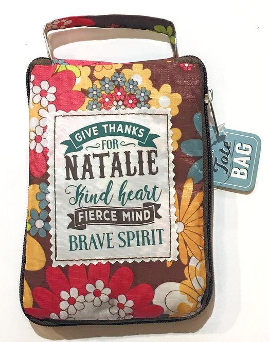 Natalie - Reusable Tote Bag