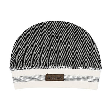 Bear Black Organic Cottage Hat