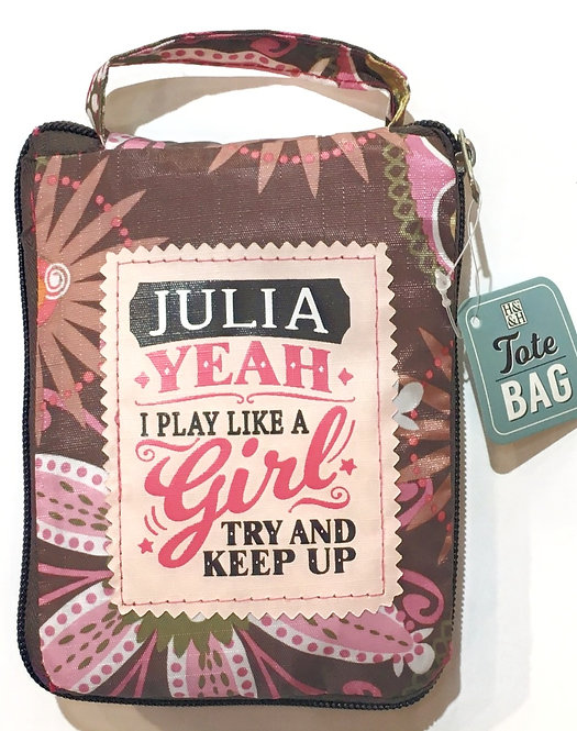 Julia - Reusable Tote Bag