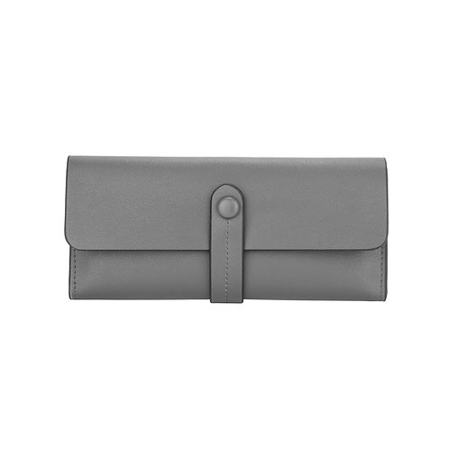 Caracol Perfect Family Wallet - light gray