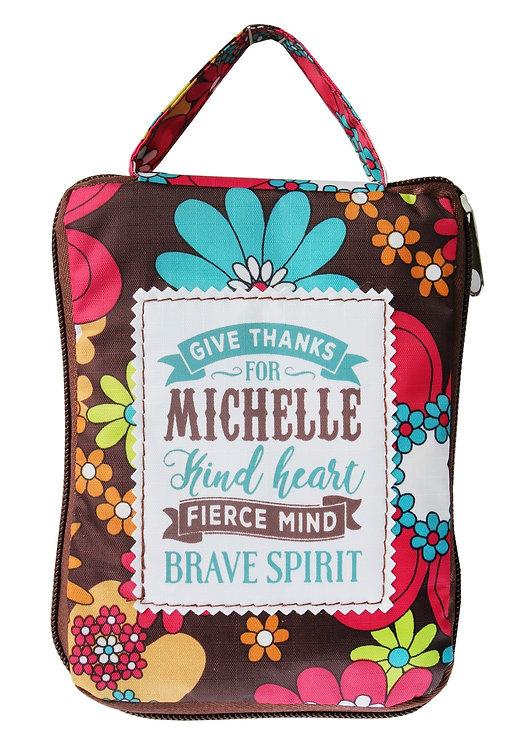 Fab Girl Reusable Tote Bag - Michelle