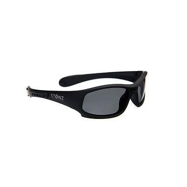 Black Matte Baby Sport Sunglasses