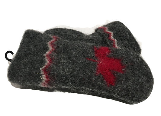 Icelandic Wool Mitts