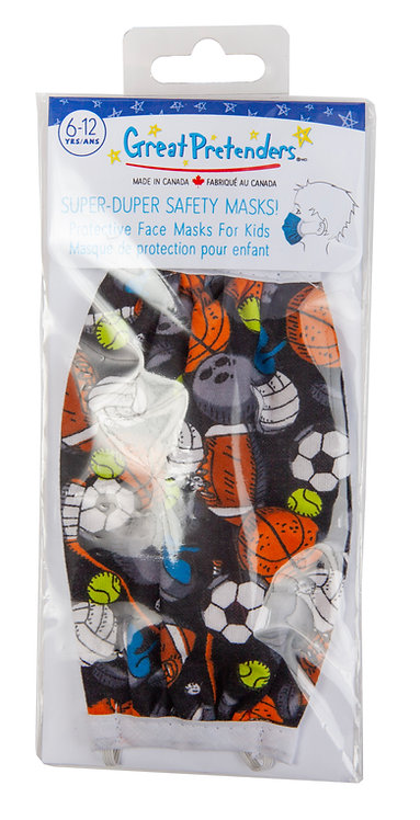 Sports Protective Mask for Kids