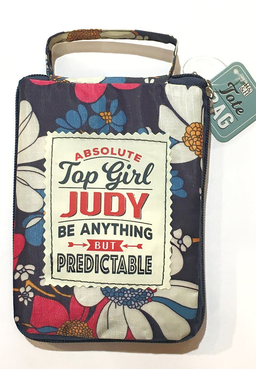 Judy - Reusable Tote Bag