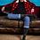 man wearing Uptown Socks Eh Team Socks