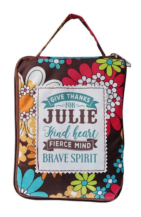 Fab Girl Reusable Tote Bag - Julie