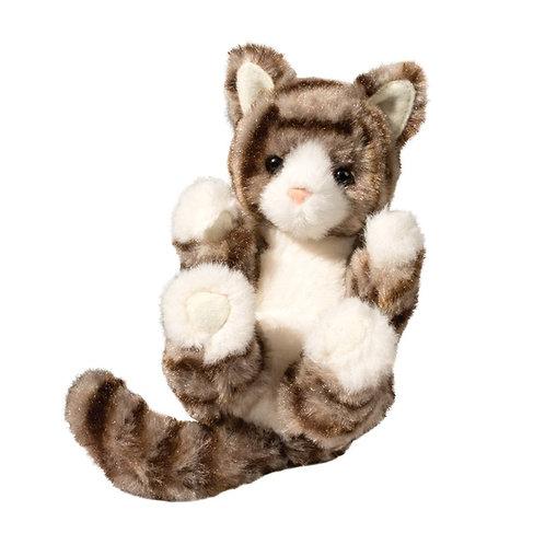 Gray Striped Kitten Li'l Handful