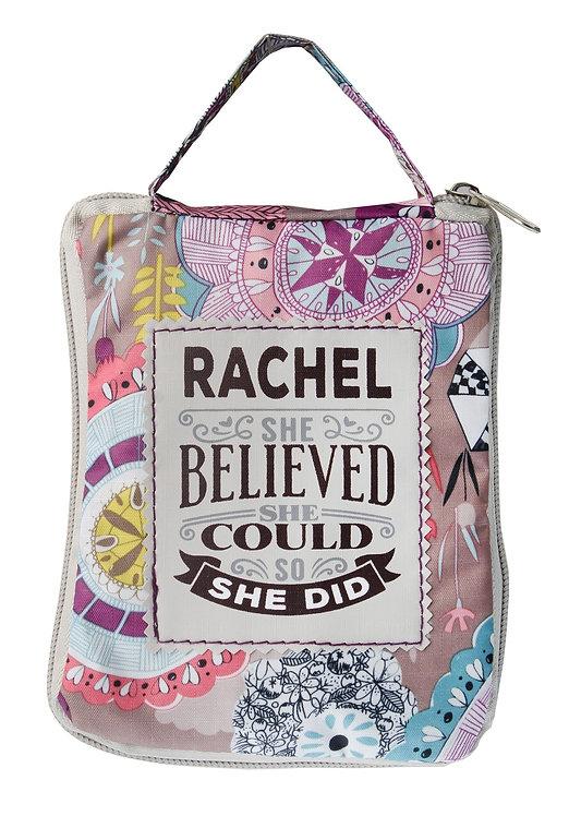 Fab Girl Reusable Tote Bag - Rachel