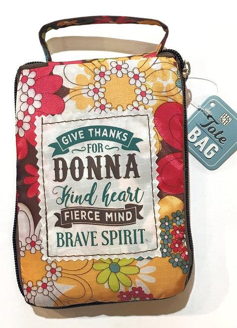 Donna - Reusable Tote Bag