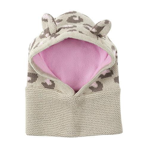 Kallie the Kitten Baby Knit Balaclava Hat