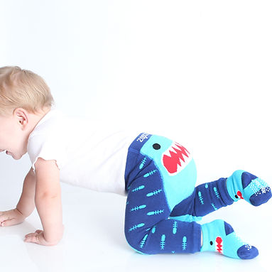 Crawler Leggings & Socks