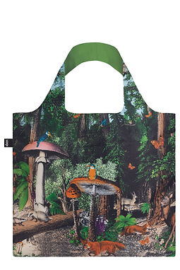 Black Forest Reusable Tote Bag