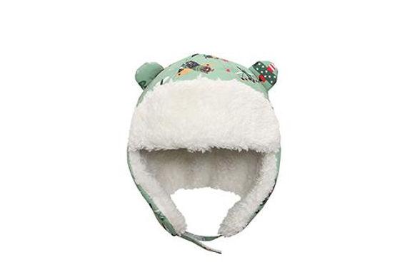 Black Bear Water Repellent Trapper Hat