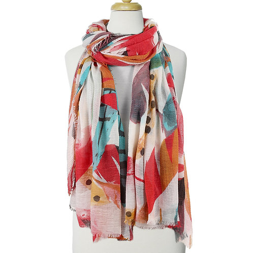Caracol Fly Away with Me Scarf