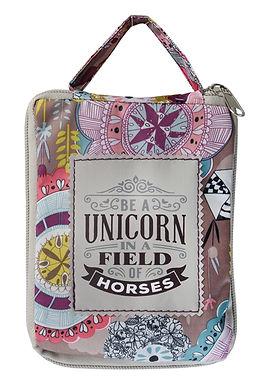 Be a Unicorn - Reusable Tote Bag