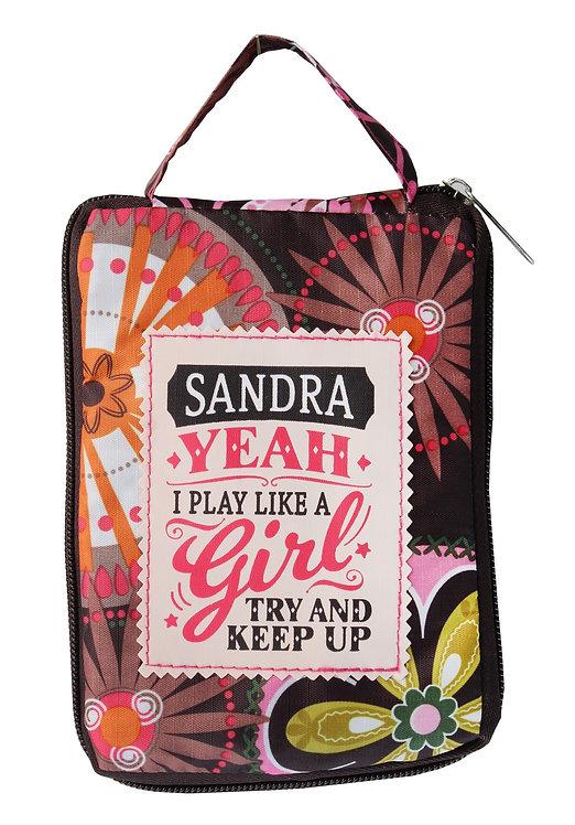 Fab Girl Reusable Tote Bag - Sandra
