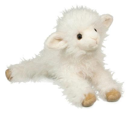Douglas Toys Posy Lamb plush stuffed toy - white