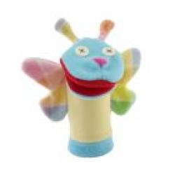 Softy Butterfly Hand Puppet