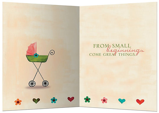 Baby Greeting Cards
