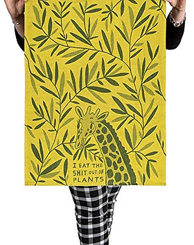 WW618-woven-dish-towel-I-Eat-Plants-life