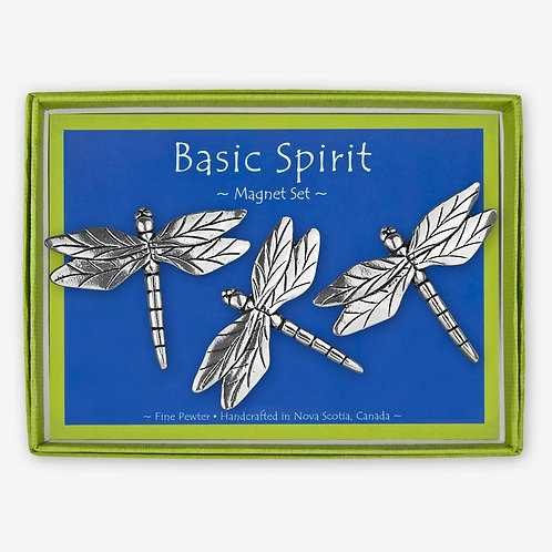 Dragonflies Magnet Set