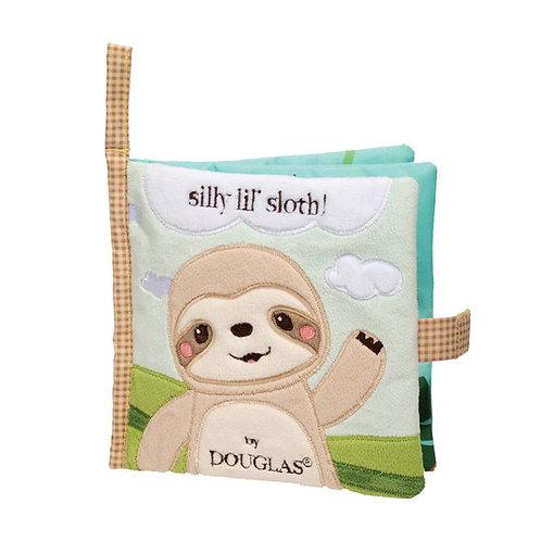 Douglas Toys Sloth Soft Activity Book