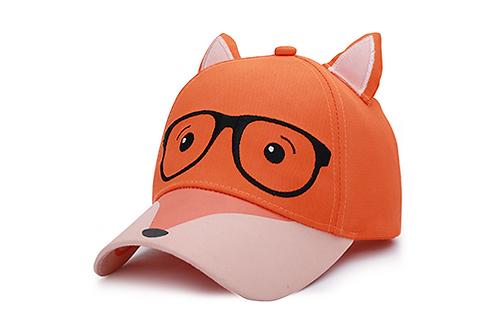 Flapjack Kids Kids 3D Cap - Fox