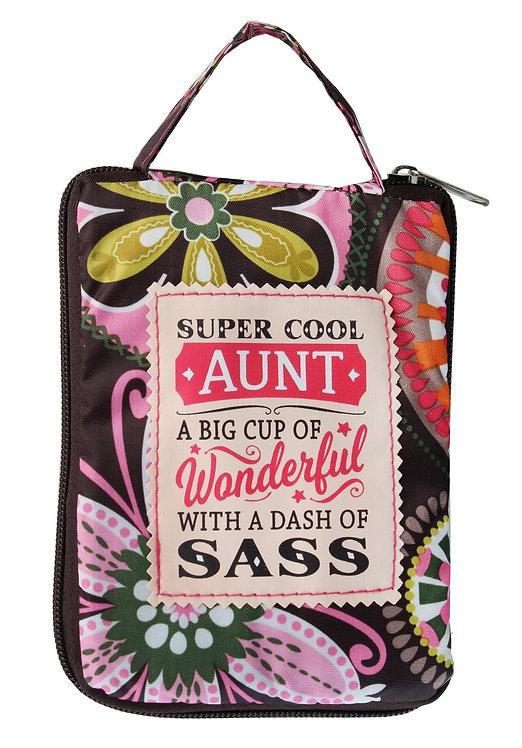 Fab Girl Reusable Tote Bag - Aunt