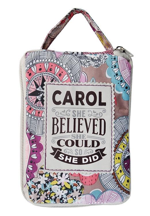 Fab Girl Reusable Tote Bag - Carol