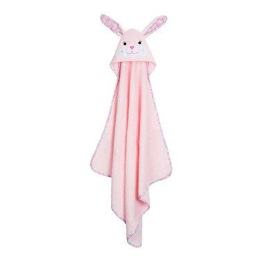 Beatrice the Bunny Zoocchini Baby Towel