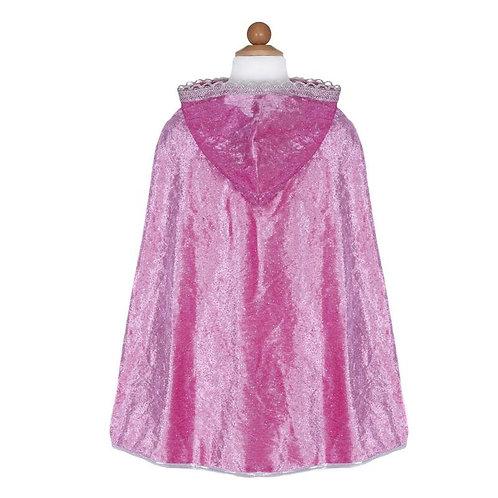 Great Pretenders Diamond Sparkle Cape, pink