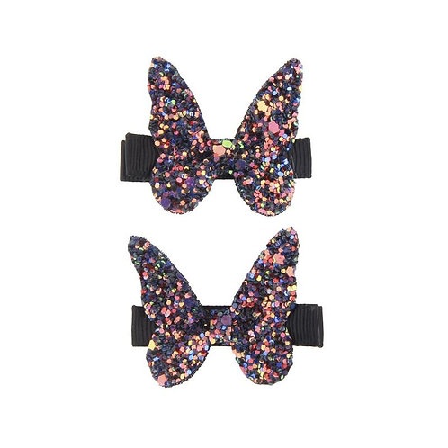 Great Pretenders Butterfly Hair Clips set of 2